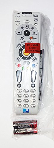 Case of 40 DIRECTV RC66RX IR RF Remote Control by DirecTV