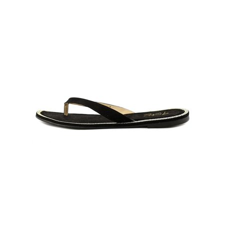 Thalia Sodi Womens Bedaf Fabric Open Toe Formal Slide Sandals