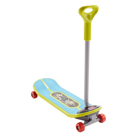 Fisher Price Grow To Pro 3 In 1 Skateboard