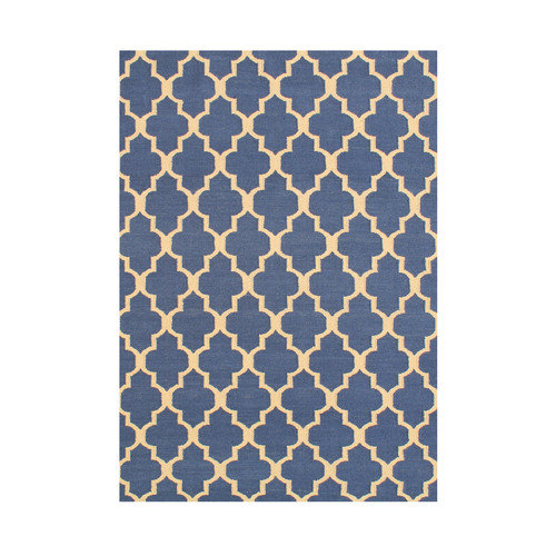 Wildon Home  Akaysha  Hand-Tufted Blue Area Rug