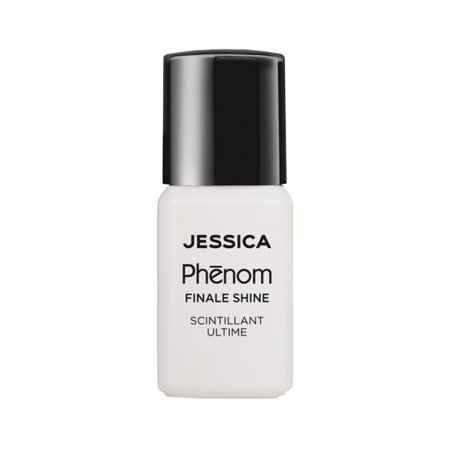 Jessica Nails Diamonds (JESSICA PHENOM Nail Lacquer 0.5oz/15ml - FINALE SHINE 000 )