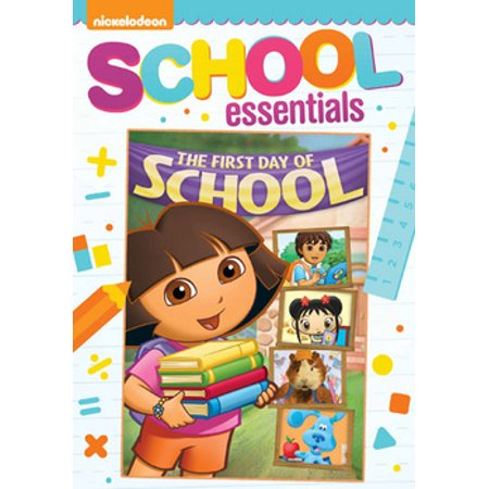 Nick Jr. Favorites: The First Day of School (DVD)