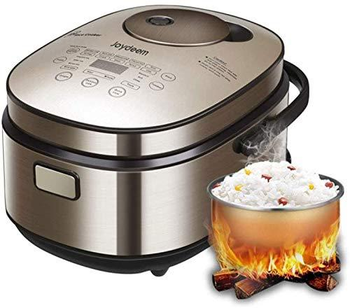 8 Cup(Uncooked) JOYDEEM AIRC-4001 Induction Heating System Rice Cooker and Warmer