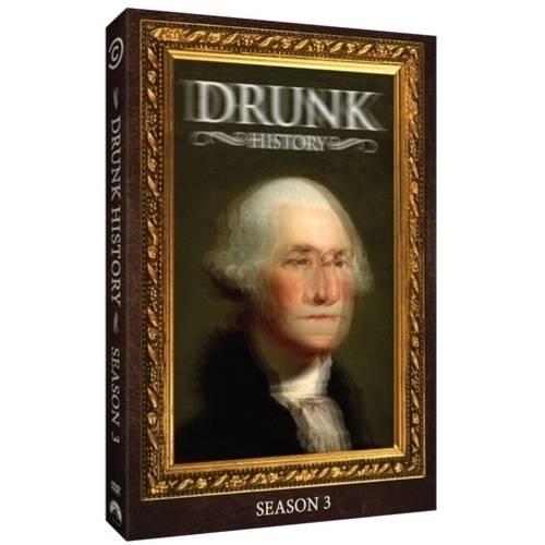 Drunk History: Season Three (DVD) by Paramount