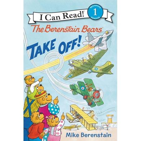The Berenstain Bears Take Off! - eBook