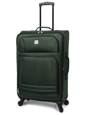 "Protege 21""/25""/28"" Carry-On/Checked Elliptic 4-wheel Spinner Luggage (Walmart Exclusive)"