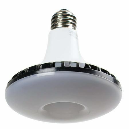 Newhouse Lighting 70 Watt LED Full Spectrum Plant UFO Grow Light, Mogul Base, Includes Mogul to Standard Socket