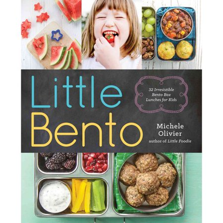 little bento 32 irresistible bento box lunches for kids. Black Bedroom Furniture Sets. Home Design Ideas