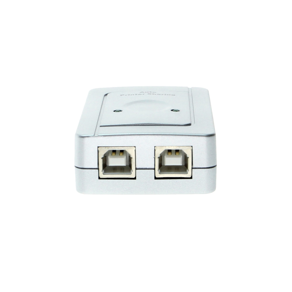 USBGear 2-Port USB 2.0 Sharing Switch - Auto Switch 2 PCs...