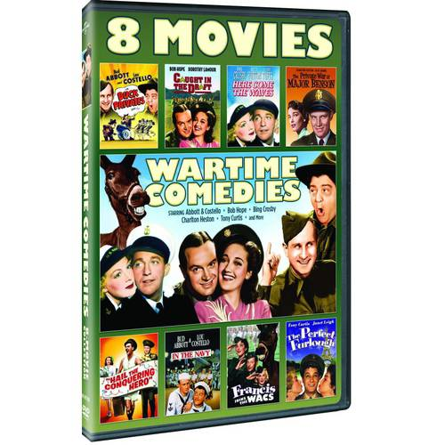 Wartime Comedies 8-Movie Collection (Full Frame)