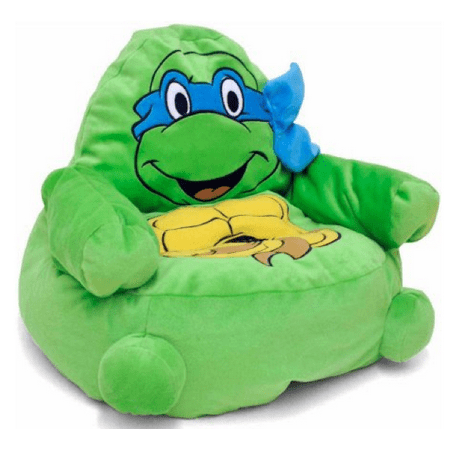 Ninja Turtles Character Figural Toddler Bean Chair for $<!---->
