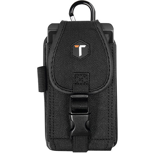 Tough Tested Rugged Pouch, Black
