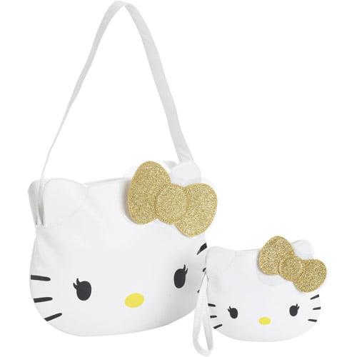 Hello Kitty Bundle Gold Bow Die Cut Wris