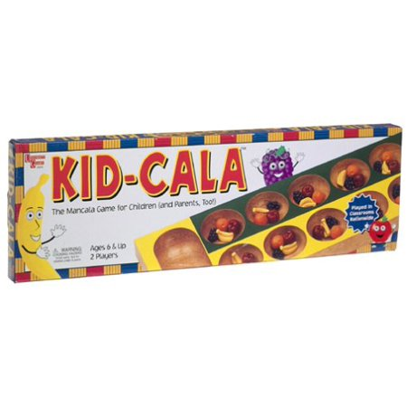 University Games Ultimate Tv (Kid-Cala, Rules for different Mancala games By University Games Ship from US)