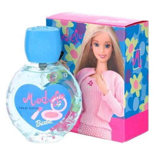 Barbie Modelo By Mattel For Women. Eau De Toilette Spray 2.5 Oz. by Mattel