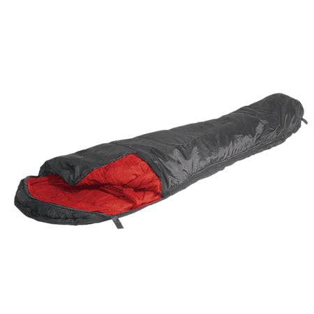 VOODOO TACTICAL Mil-Spec 3-Season Sleeping Bag Color: Black/Red](Voodoo Merchandise)