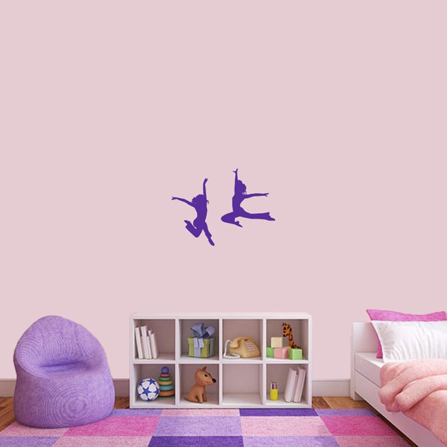 Sweetums Dancers Small Wall Decal Set