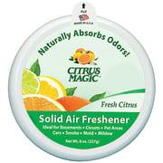 Citrus Magic Fresh Citrus Solid Air Freshener, 8 oz