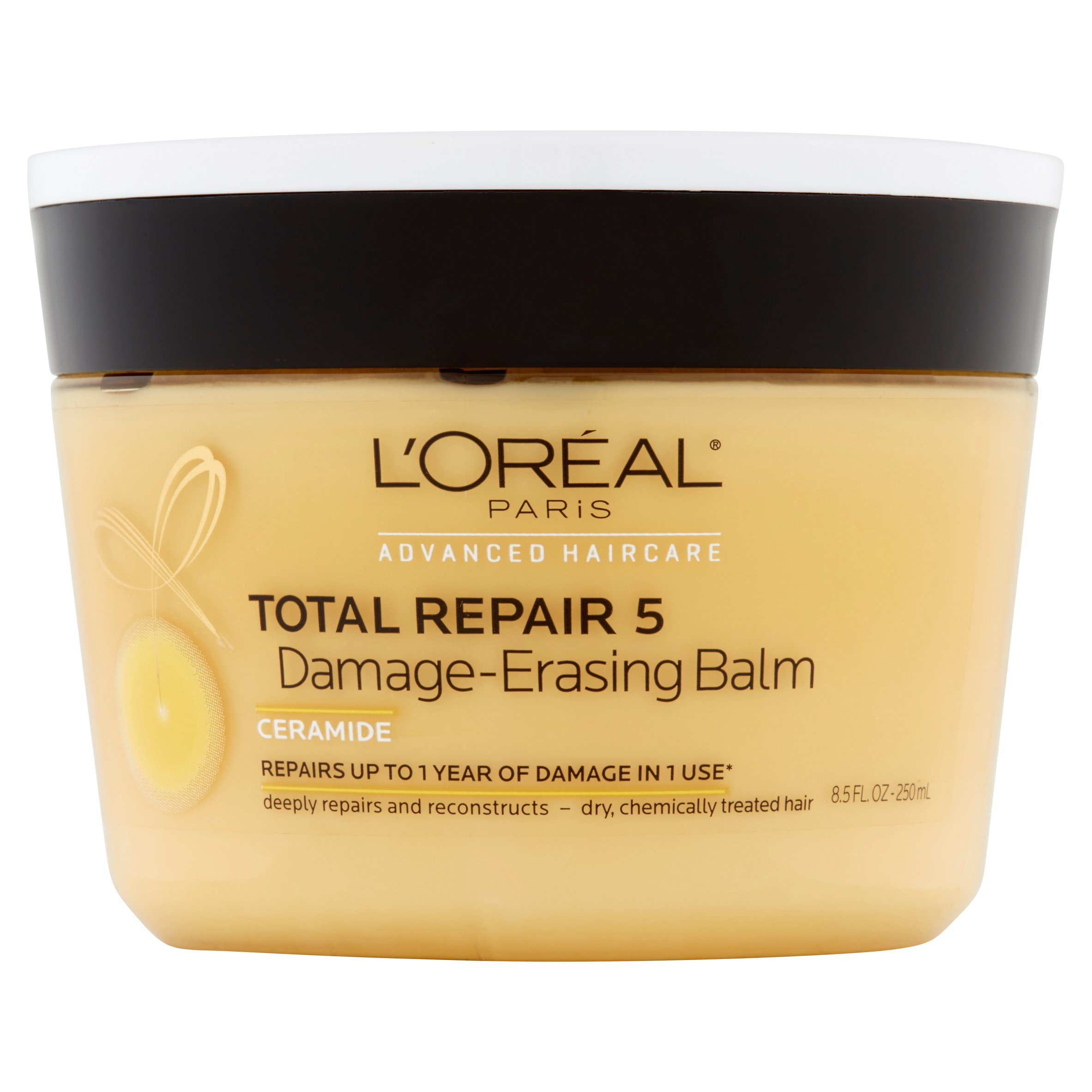 L'Oreal Paris Hair Expert Total Repair 5 Damage-Erasing Balm 8.5 FL OZ