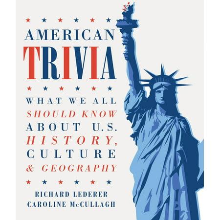 American Trivia - eBook](America Trivia)