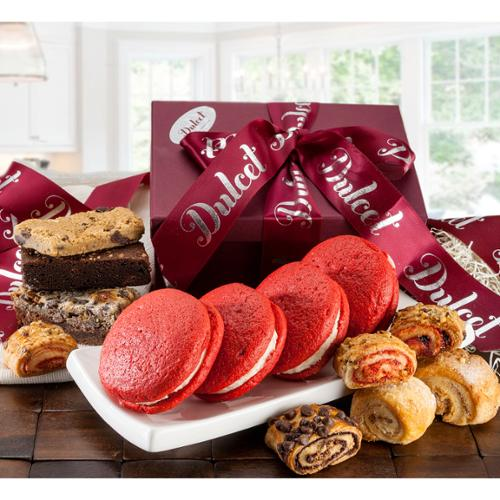 Dulcet's Best Sellers Decadent Whoopee Pies, and Brownie Assortment Gift Basket