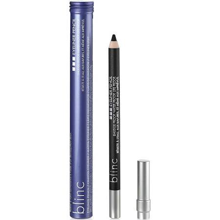 Blinc Black Eyeliner Pencil smudge and waterproof