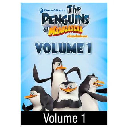The Penguins of Madagascar: Mort Unbound / Roomies (Season 1