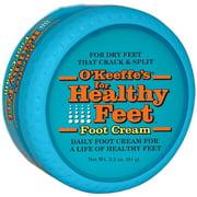 Best Diabetic Foot Creams - O'Keeffe's Healthy Feet Foot Cream 3.2 oz Review