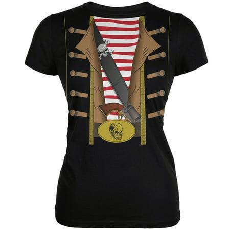 Pirate Costume Juniors T-Shirt