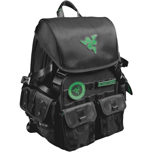 Mobile Edge Razer Tactical Backpack, Black
