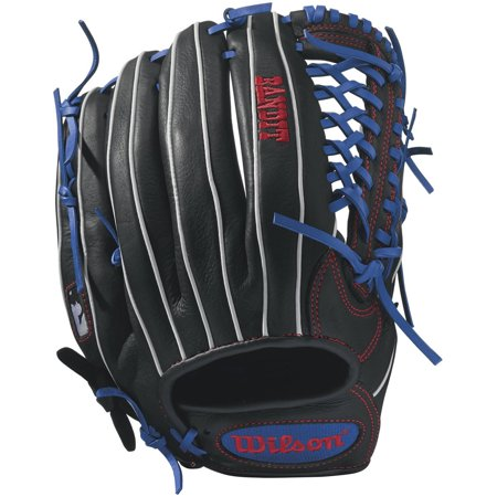 12.5 Outfield Baseball Glove (Wilson WTA12RB17KP92 12.5