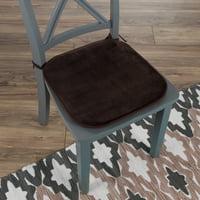 Memory Foam Chair Cushion Square 16 194 X 16 25 194 Plush Chair