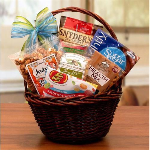 Gift Basket Drop Shipping Sugar-free Gift Basket