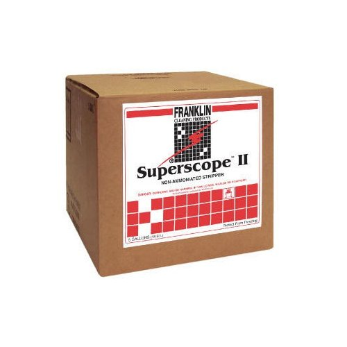 Franklin Cleaning Technology Superscope II Non-Ammoniated Floor Stripper Box