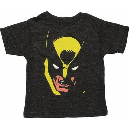 X-Men Little Boys' Toddler Wolverine Tee](Xmen Kids)