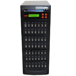 SySTOR 1 to 48 Multiple USB Thumb Drive Duplicator / USB Flash Card Copier (USBD-47)