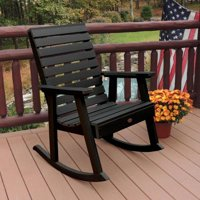 Havenside Home  Mandalay Eco-friendly Synthetic Wood Rocking Chair
