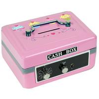 Personalized Cupcake Cash Box