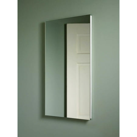 Laude Run Seidman Gl Shelves 16 X 26 Recessed Medicine Cabinet