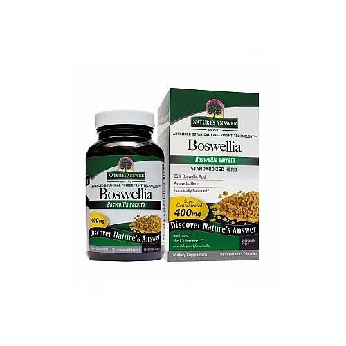 Nature's Answer Bowselia Standardized Capsules, 90 Ct