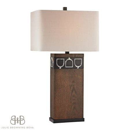 Dimond Lighting D2554 1 Light Table Lamp from the Triple Tack Hunt Collection
