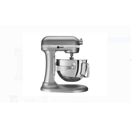 KitchenAid® Professional 600™ Series RRKP26M1XSL 6 Quart Bowl-Lift Stand Mixer (Certified Refurbished)