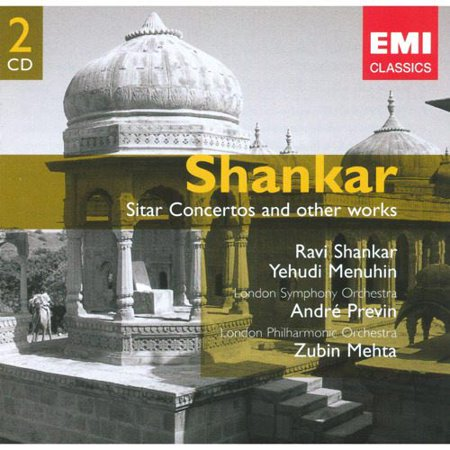 Shankar: Sitar Concertos & Other Works