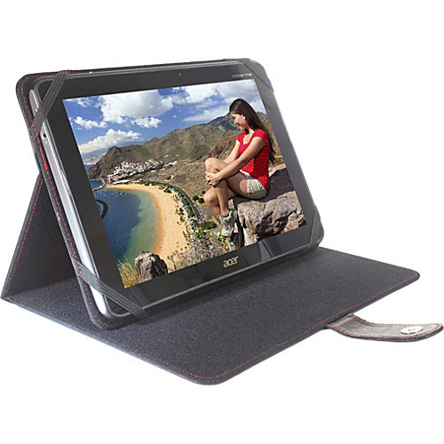 "Digital Treasures 10"" Universal Tablet Case"