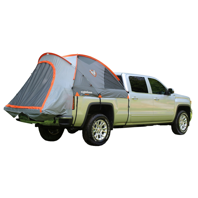 Rightline Gear 110750 Easy Setup Full Size Short Truck Bed Tent, 5.5 Feet