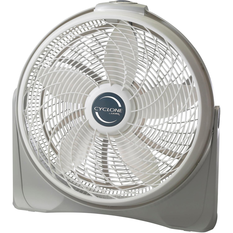 "Lasko 20"" Diameter Cyclone Pivot Fan"