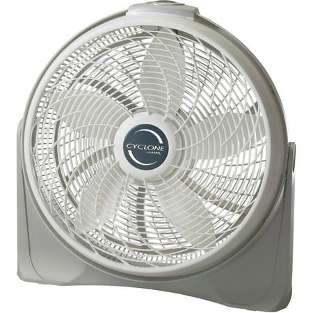 Lasko 20 Diameter Cyclone Pivot Fan