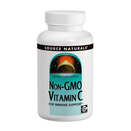 NON GMO Vitamin C Source Naturals, Inc  60 Tabs