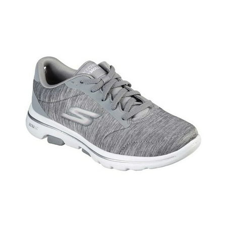 Skechers Damen Marine & Light Blau Go Walk 3 Sneakers