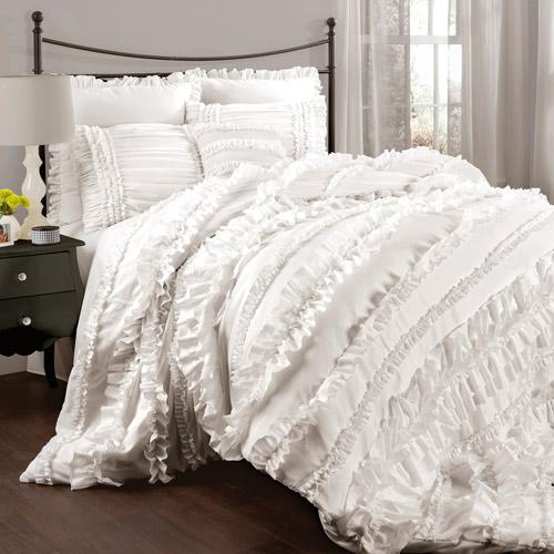 Belle 4-Piece Bedding Comforter Set